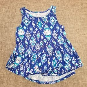 4for$25 Gymboree girls tank top size 5T
